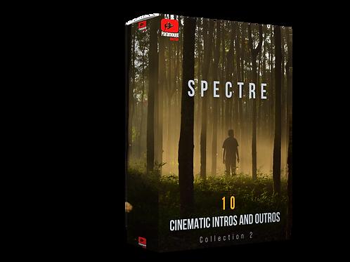 SPECTRE - Cinematic Intros&Outros Collection 2