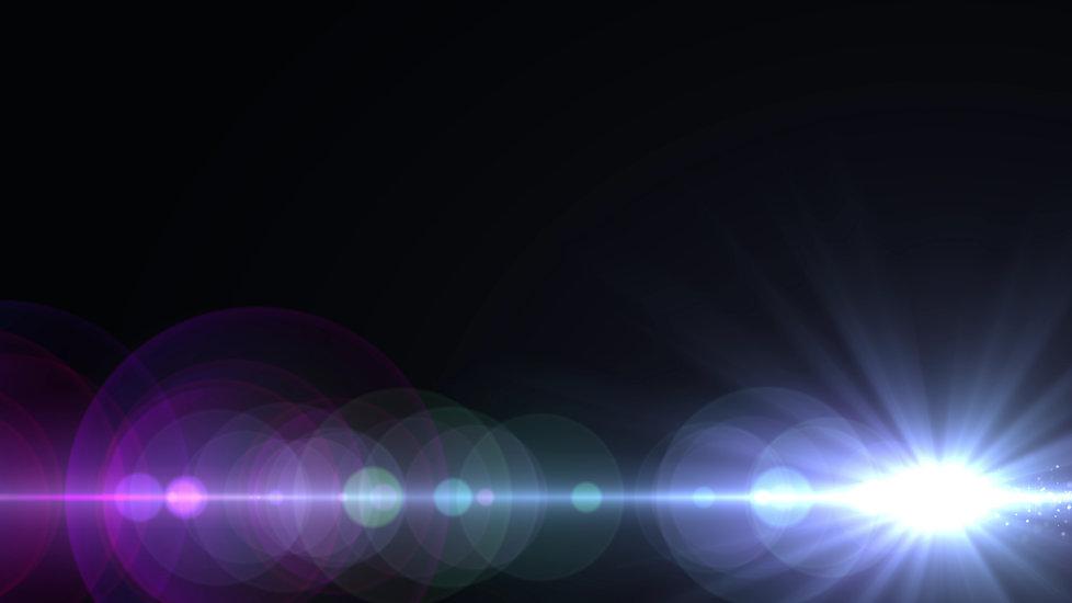 video lens flare