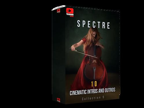 SPECTRE - Cinematic Intros&Outros Collection 4