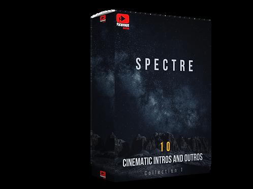 SPECTRE - Cinematic Intros&Outros Collection 1