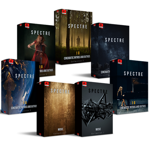 Spectre Full Collection