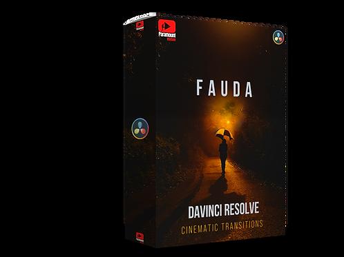 FAUDA DaVinci Resolve Transitions
