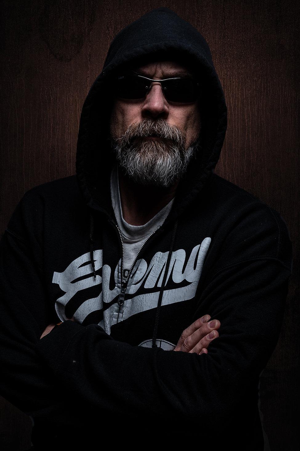 man-wearing-black-and-white-hooded-jacke