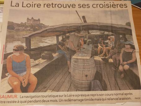 La Loire retrouve ses croisières