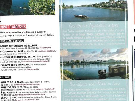 Des acteurs du tourisme Saumurois se mobilisent pour offrir le meilleur de la destination