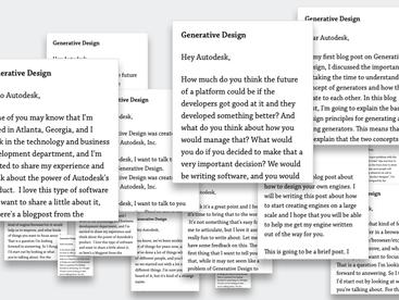 Design generativo está fadado ao fracasso