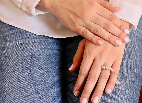 Quattro Perla ring