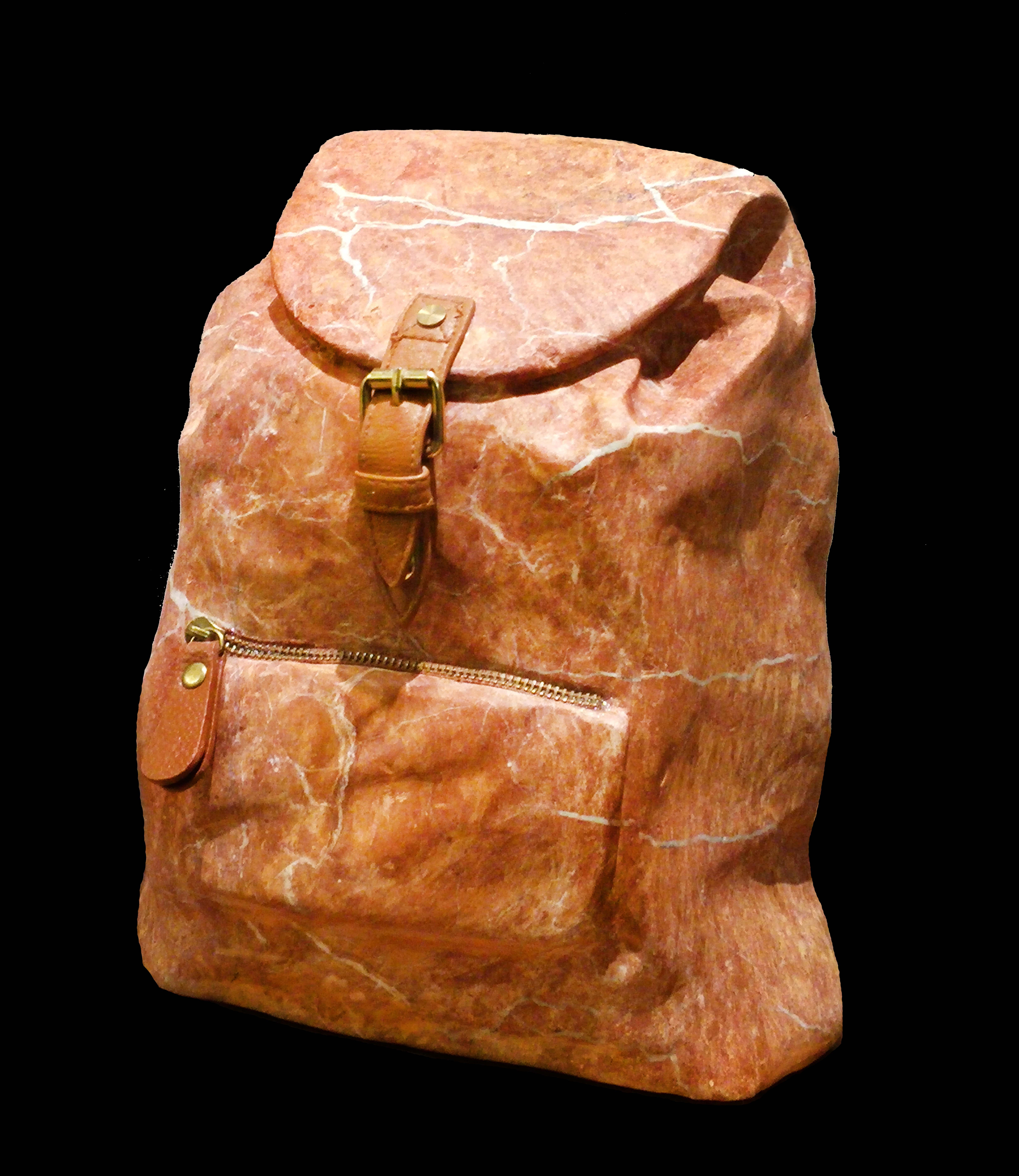 Hand Bag / Local Stone from Arad