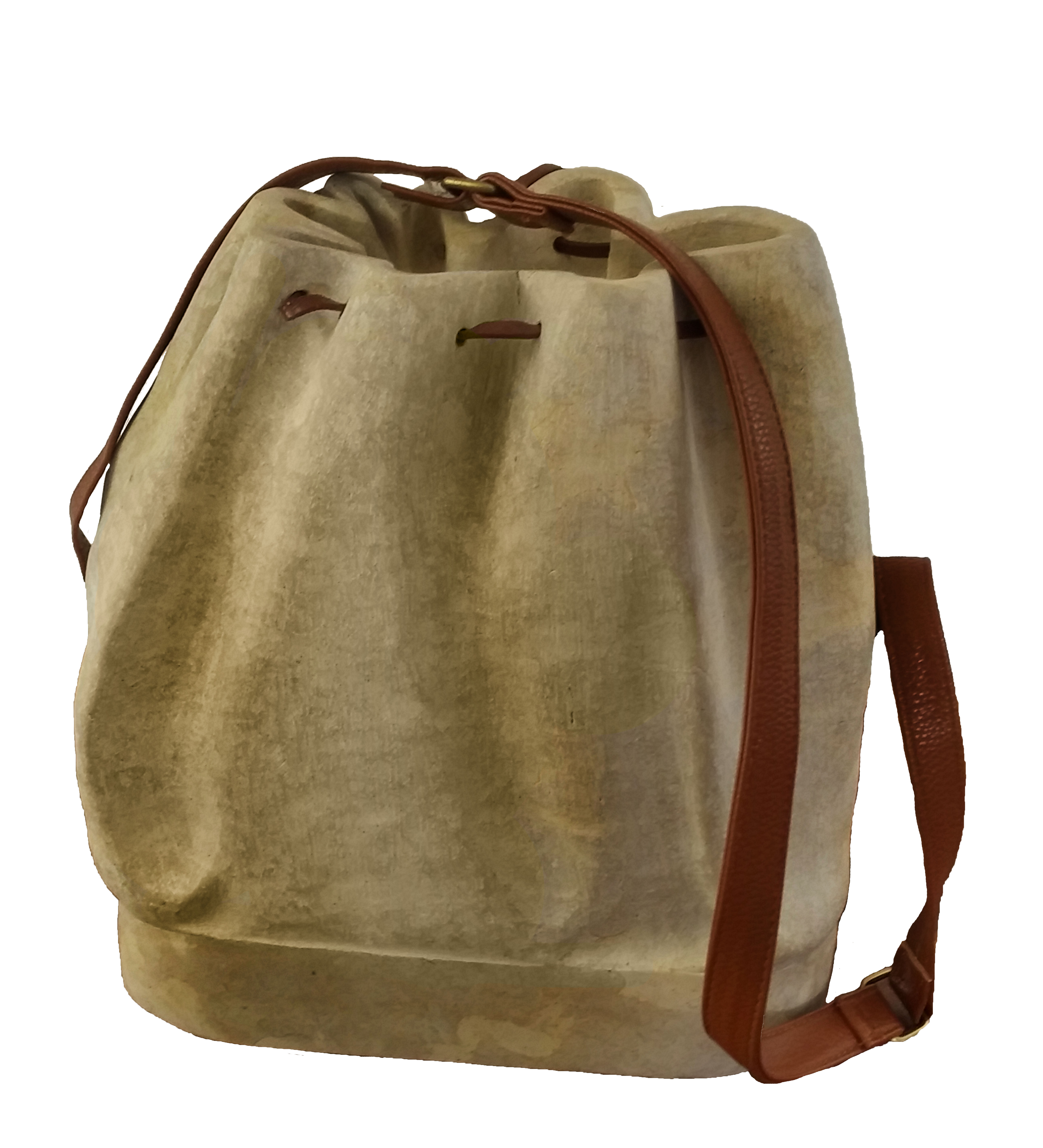 Hand Bag /Local Stone / 30x27x14