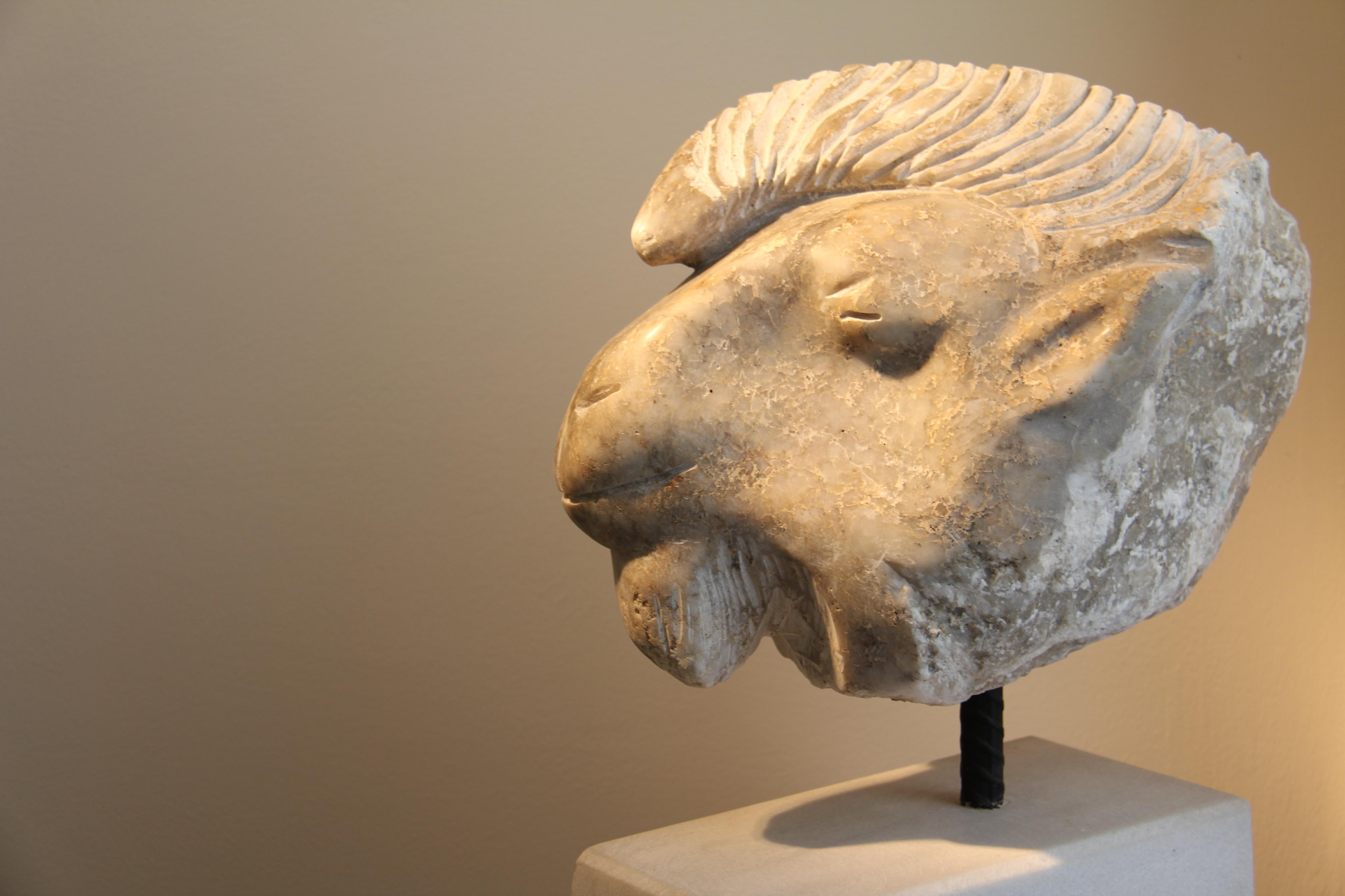 Goat's head / 40x35
