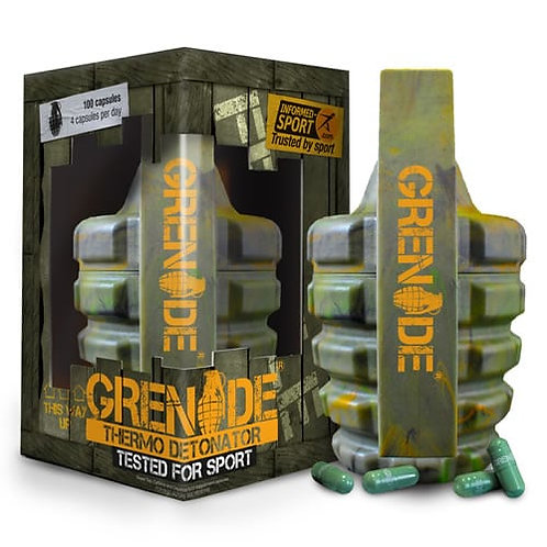 Grenade thermo detonator (fat burner)