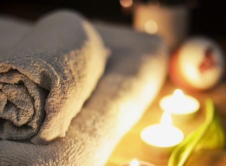 Frankincense and Myrrh Massage