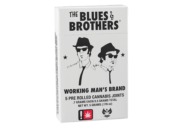 The Blues Brothers .7 Gram Packs