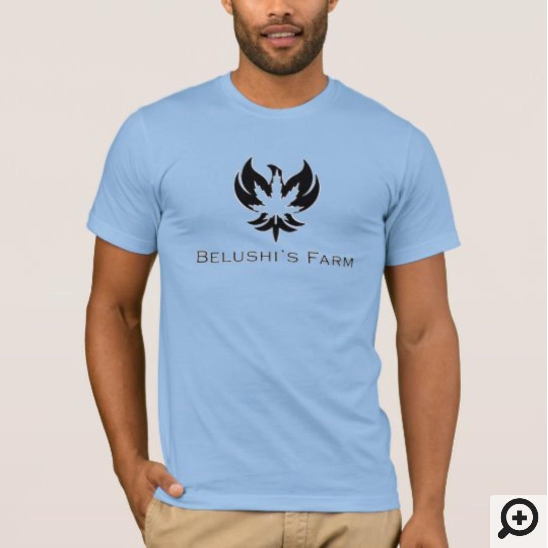 Men's Blue Tee
