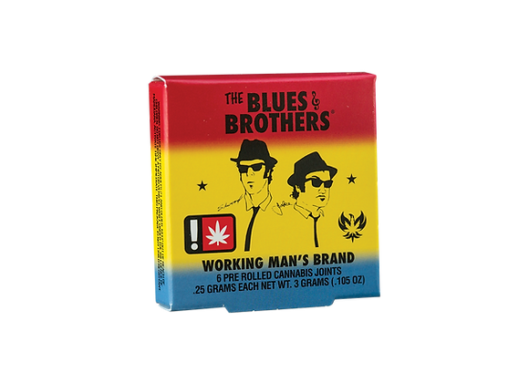 The Blues Brothers .25 Mini Packs
