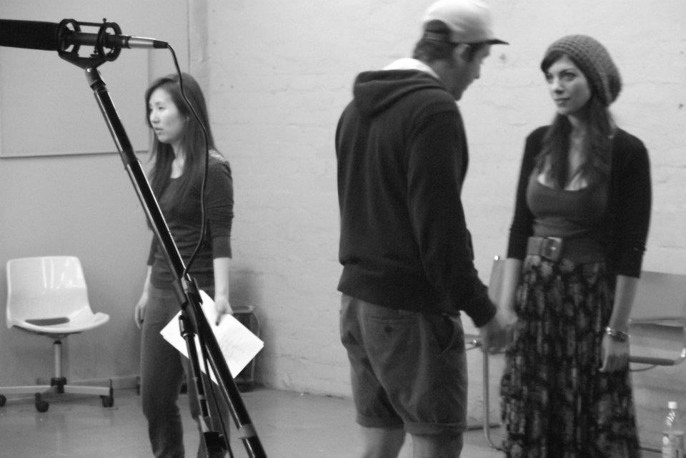 A shot taken in 2011 from The Film Space acting school in St Kilda. Photo courtesy of Aleksi Vellis.