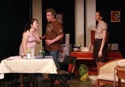 The Baby Dance ~ Off-Off-Broadway