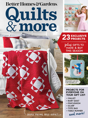 Quilts and More Winter 2020