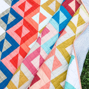Friday Freebie No. 3 - The Jake Quilt.