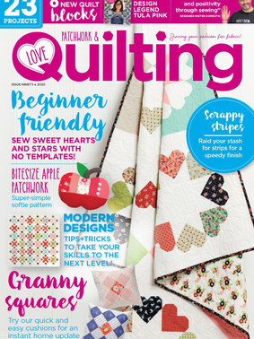 Love Patchwork and Quilting Issue 90