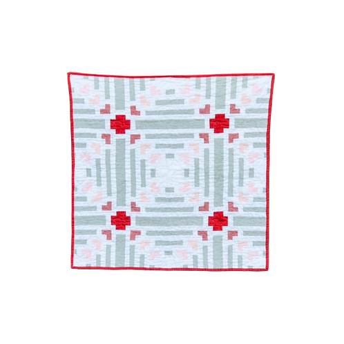 New Addittion - Baby Size Quilt