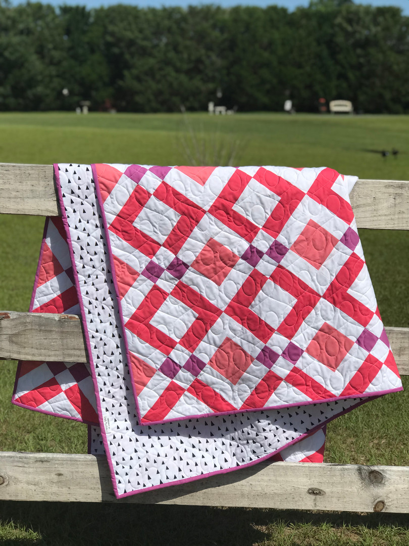 Fruit Punch Quilt