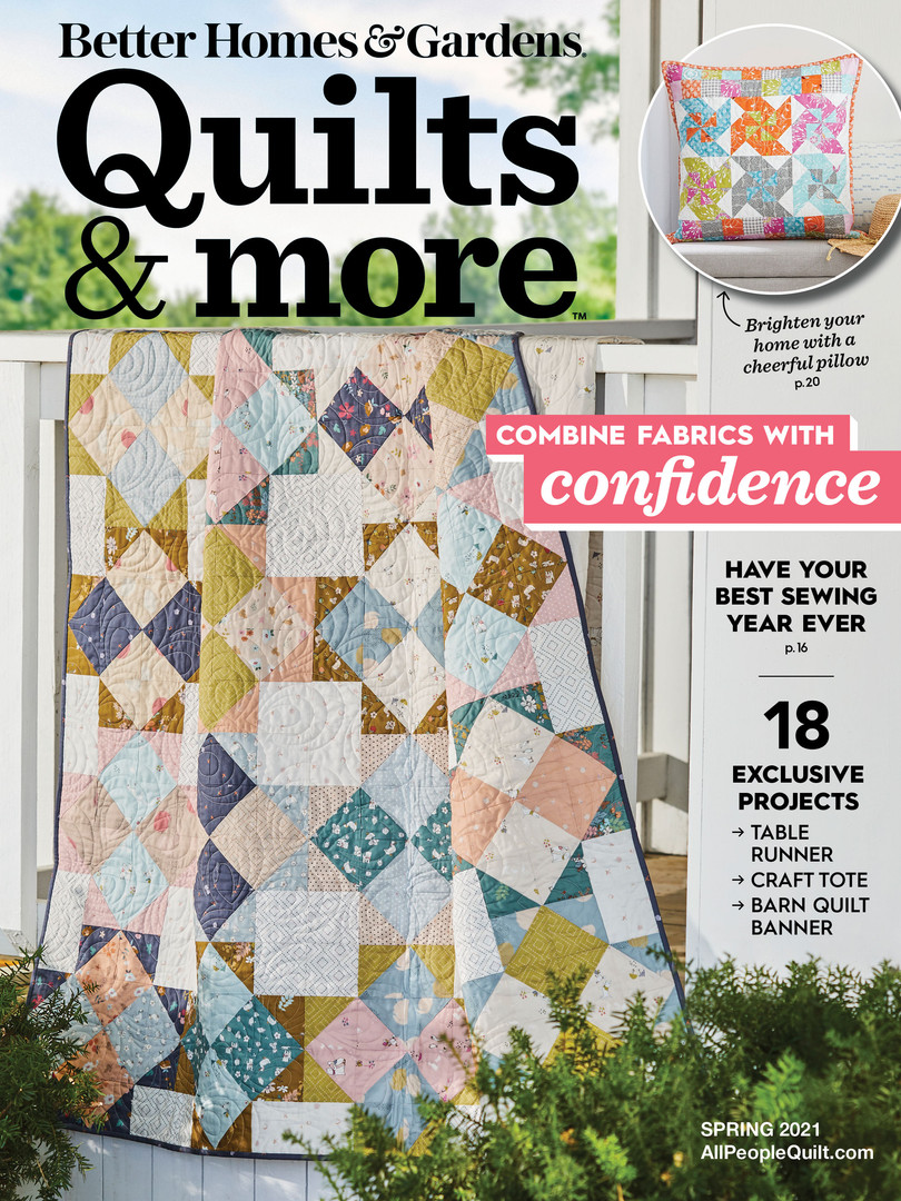 Quilts and More Spring 2021