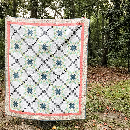 Simply Southern Quilt Pattern - PDF