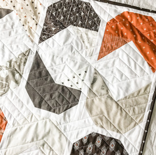 Caved Quilt