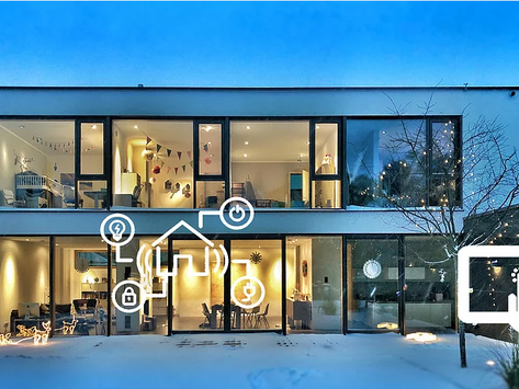 Smart Home System With Electricity Usage Analytics