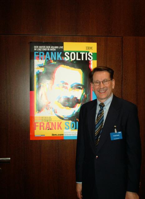 Prof. Dr. Frank Soltis in Wien