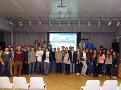 Schüler, Sprecher und Lehrer