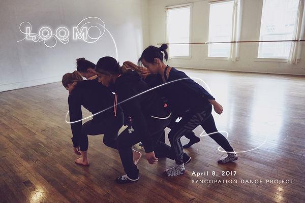 Dancers rehearsal