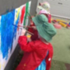Group Work / Team Work - McDowall Village Childcare