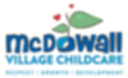 McDowall Village Childcare Logo