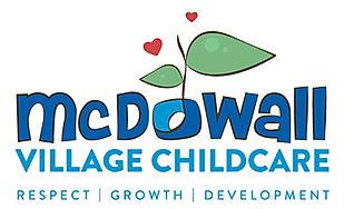 McDowall Village Childcare Logo
