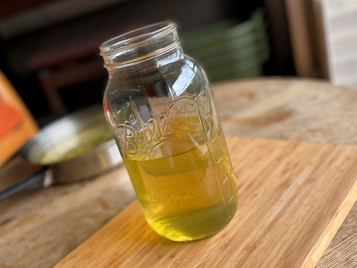 マーマレードを作るときの柑橘類の煮汁でお風呂掃除