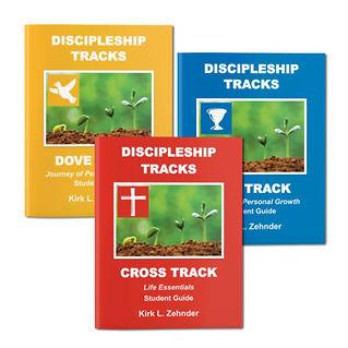 Discipleship Tracks Student Guides