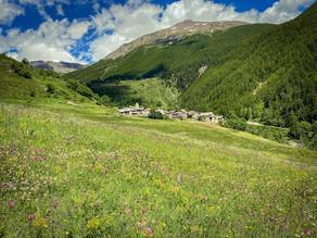 Rochemolles: um vilarejo abandonado e uma trilha encantadora nos alpes italianos