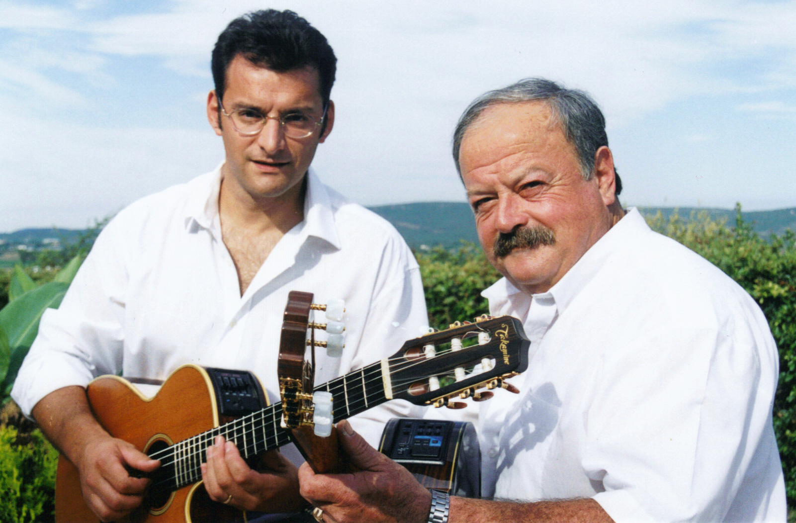 Bruno Granier et Claude Duguet