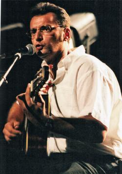 Bruno Granier Théâtre de la Mer à Sète Août 2001