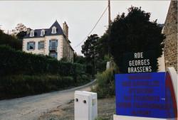Maison Brassens Bretagne