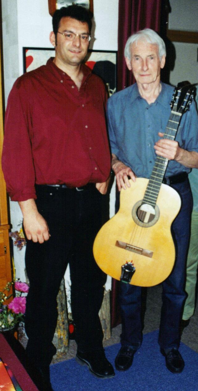 Bruno Granier et Pierre Louki
