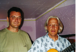 Bruno Granier et Joel favreau