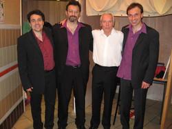 Avec Pierre Douglas 1