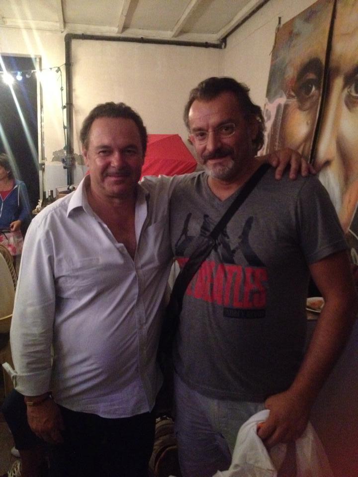 Raphaël Fays et Bruno Granier