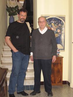 Bruno Granier et Pierre Onteniente dit Gibraltar