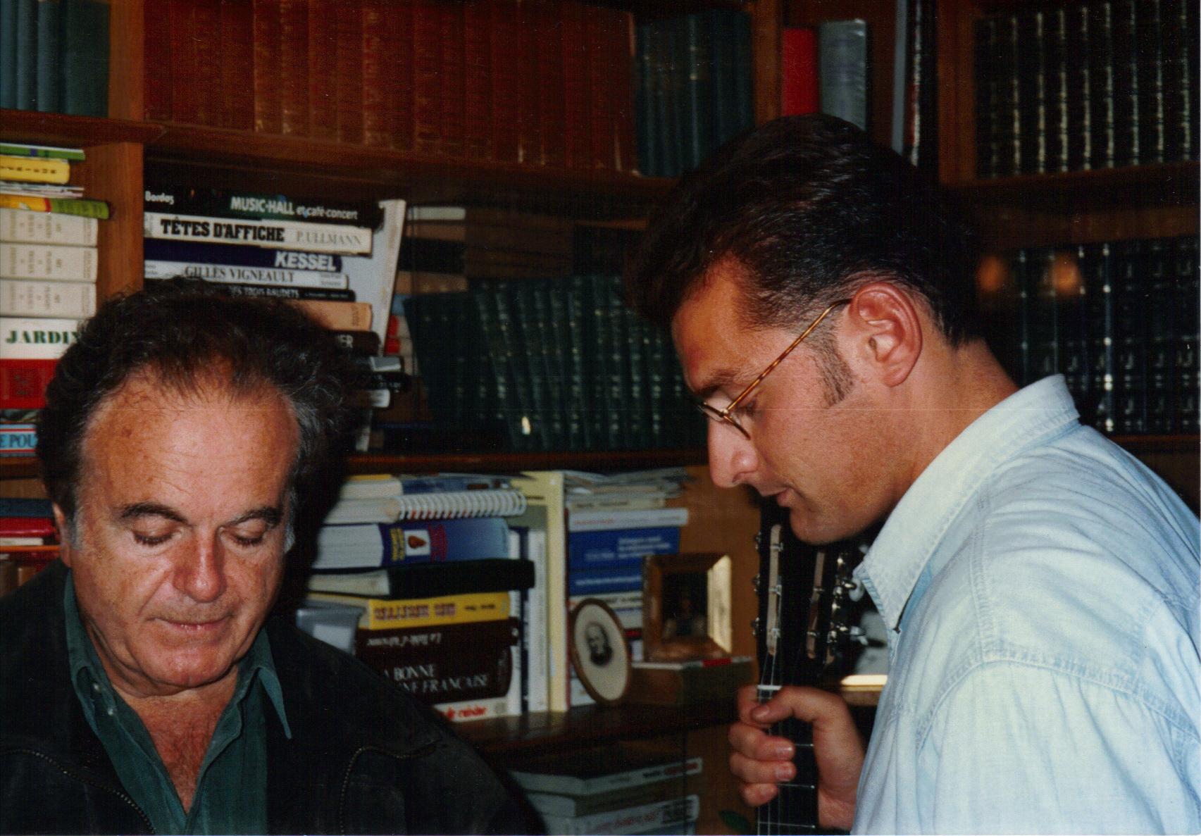 Bruno_Granier_avec_Guy_Béart_22-09-1994