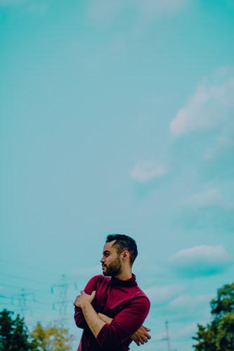 Bayview shoot with Ariel Kassulke