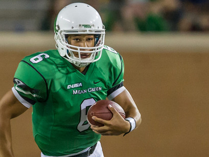 Wrenaissance Era Part I: Fine is the QB North Texas Needs AND Deserves